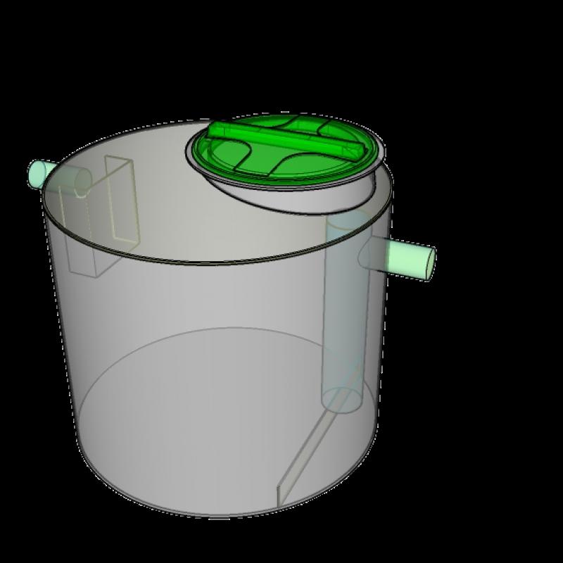 GR PM DG Cylindre