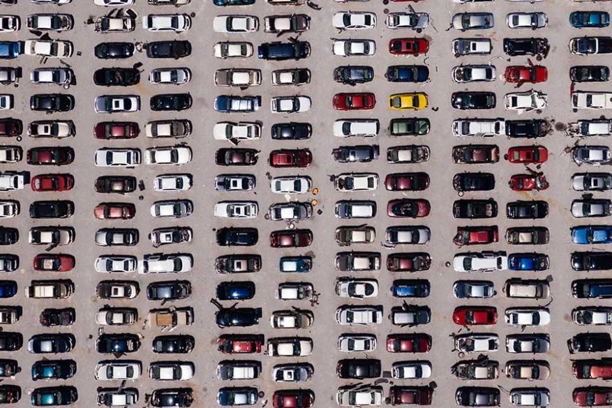 Μεγάλα Parking