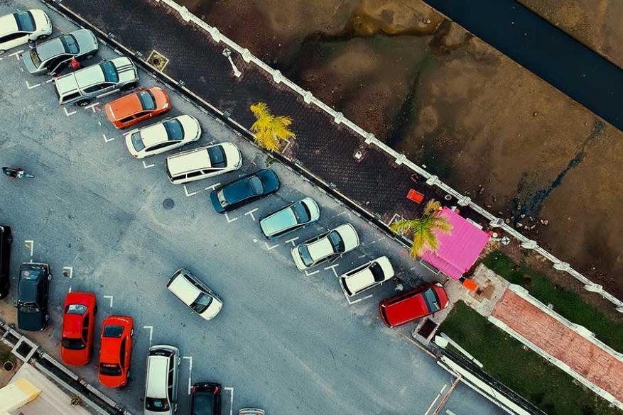 Υπαίθρια parking