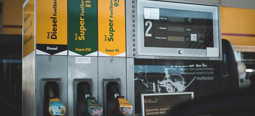 Πρατήρια Βενζίνης