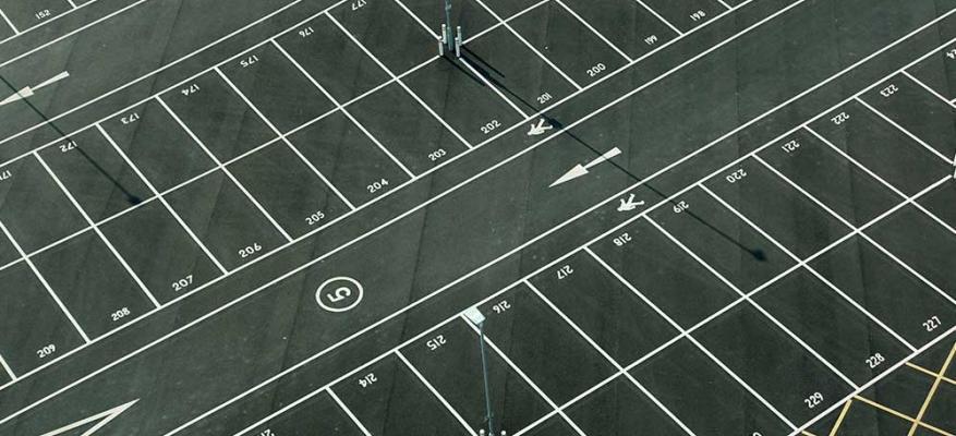 Δρόμοι – Parking – Ευαίσθητες περιοχές